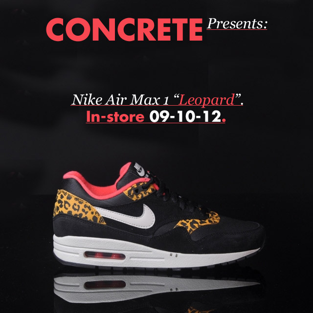 air max 1 | Concrete Blog