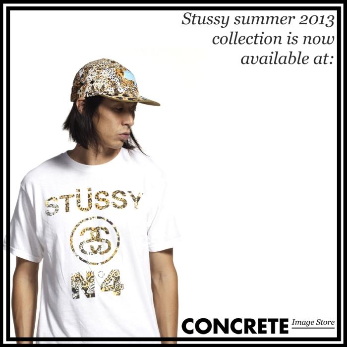 STUSSY SUMMER'13