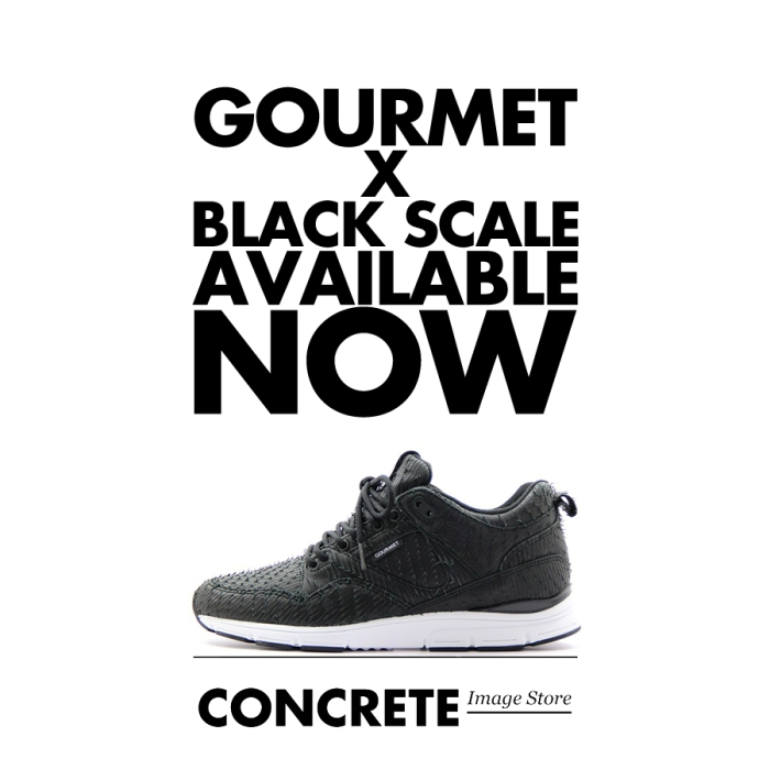 GOURMET BLACK SCALE